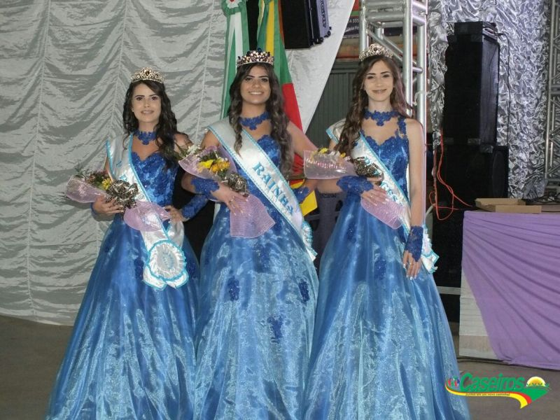 Baile das soberanas marca o lançamento da 2ª Expo Caseiros